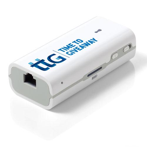 Time To Giveaway Power Bank Mifi Wifi USB Drive 3