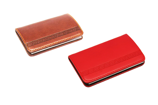 Time To Giveaway's Business card holder