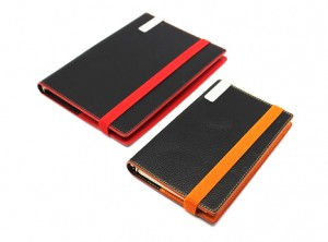 Time To Giveaways's Leather Notebook