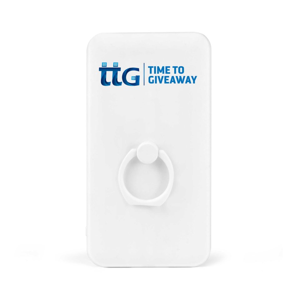 Time-To-Giveaway-5000-mAh-Pop-Socket-Suction-Power-Bank