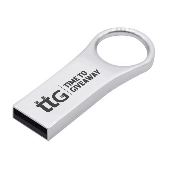 Time To Giveawat Metal USB2